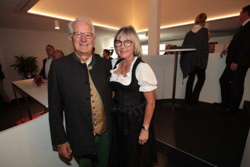 Mositech-Miteigentümer Werner Scheffknecht und Sissy.