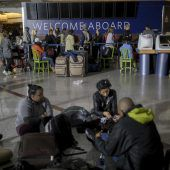 Stromausfall legt Riesenflughafen lahm