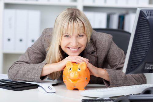 Nur 58,7 Prozent der Angestellten fragen tatsächlich nach mehr Geld.