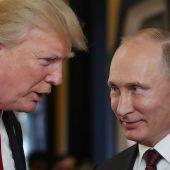 Trump sieht Gefahr für US-Sicherheit