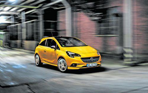 Opel Corsa Cool & Sound 1.4 von AutoGerster um 185 Euro monatlich. opel
