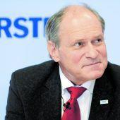 Peter Mennel bleibt Liga-Präsident