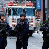 Explosion schockiert New York