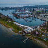 Volk stimmt über geplante Verbauungen am See ab