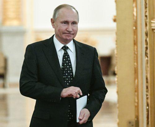 Putin ist seinem Sprecher zufolge von den USA enttäuscht. AP