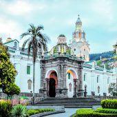 Quito: Die Kroneder Anden