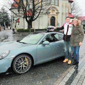 Der nächste Porsche-Werkspilot