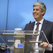 Eurogruppe wählt Portugiesen Centeno zum neuen Vorsitzenden