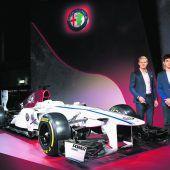 Große Pläne von Alfa Romeo