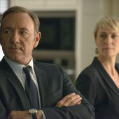 Finale Staffel von House of Cards ohne Kevin Spacey