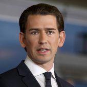 Mitglieder der ÖVP-FPÖ-Regierung