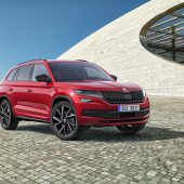 Autonews der WocheSkoda Kodiaq im Sportoutfit / SUV-Studie von Toyota / Audi verzichtet beim A1 auf Dieselantrieb