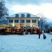 Die richtige Einstimmung: Weihnacht auf Falkenhorst