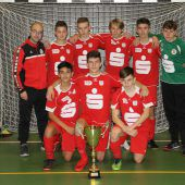 Spannung total bei U-16-Finale