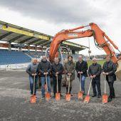 Altach gewährt erste Einblicke in die Stadion-Zukunft