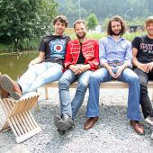 The Weight mit neuem Album in der Kammgarn in Hard