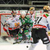Alex Caffi hielt für Feldkirch Derbysieg gegen den Bregenzerwald fest
