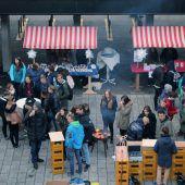 Weihnachtsmarkt für Spätkäufer