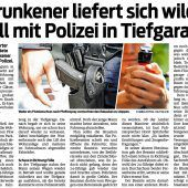 Es war Notwehr: Verfahren gegen Polizist eingestellt
