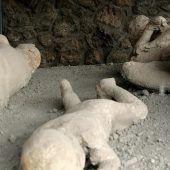 Pompeji bröckelt weiter