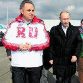 Russland entgeht dem Komplett-Ausschluss