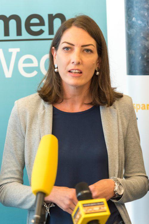 Wurde als Familienministerin ins Gespräch gebracht: Veronika Marte. VN/STIP