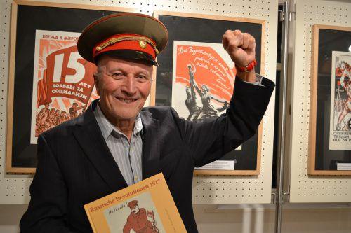 Zehn Jahre unterrichtete Professor Gerhard Wanner an der Universität in Jekaterinburg. Über seine Erfahrungen will er nun ein Buch schreiben. BI