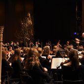 Beschwingt in das neue Jahr mit dem Jugendsinfonieorchester