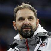 Ruthenbeck weiter Köln-Trainer