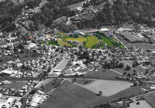 Zur Ortsteilentwicklung Rickenbach startete die Gemeinde nun das Auflageverfahren für das Räumliche Entwicklungskonzept.
