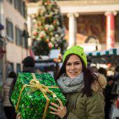 Weihnachtsgeschäft legt langsam zu