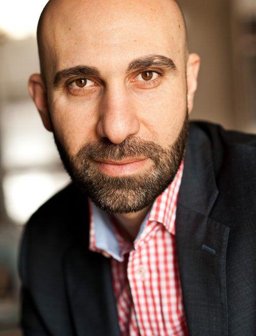 Ahmad Mansour wurde 2016 als Botschafter für Demokratie und Tolerenz ausgezeichnet. Heike Steinweg