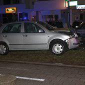 Baby bei Unfall in Lustenau verletzt