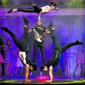 Tanzmusical verzaubert mitkubanischen Rhythmen