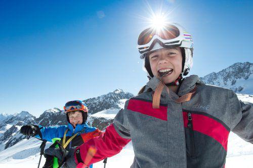 Am Samstag findet am Kristberg der Intersport Kids Pistencup statt, bei dem der Spaß am Skifahren im Vordergrund steht. intersport