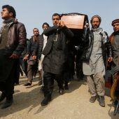 Schock und Trauer nach Anschlag in Kabul