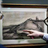 Neue Zeichnungen von Van Gogh