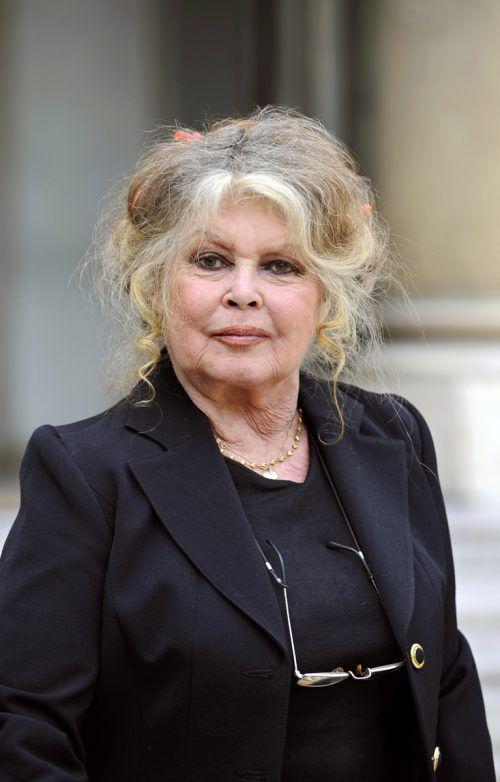 Bardot hält die Debatte über sexuelle Belästigung im Filmgeschäft für übertrieben. AFP