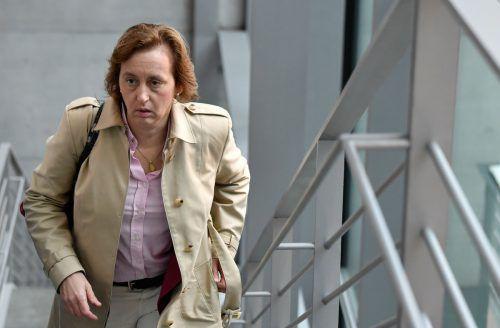 """Beatrix von Storchs Account wurde wegen """"Hass-Tweet"""" gesperrt. afp"""