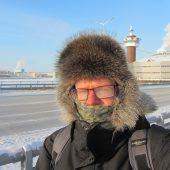 Sibirische Kälte für Anfänger