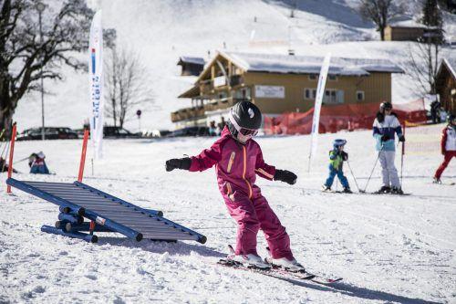 Am Donnerstag steigt der zweite Familiensporttag in Schetteregg. cth