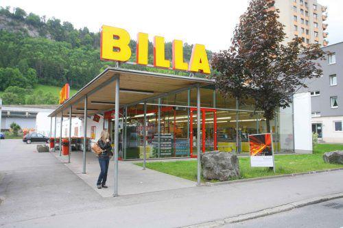 Billa hat nun mehr Geschäfte und mehr Mitarbeiter. vn