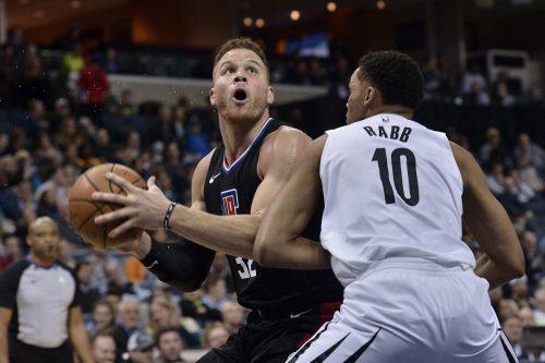 Blake Griffin geht ab sofort für die Detroit Pistons in der NBA auf Punktejagd.ap
