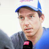 Carlo Janka versucht in Wengenein Weltcup-Comeback