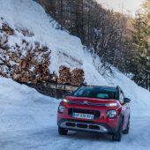 Auch mit 2WD im Winter top