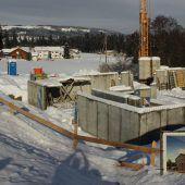 Wohnbauprojekt im Krumbach gestartet