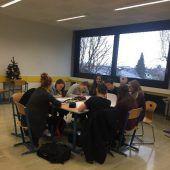 Lerncafé, ein Ort der Zusammenarbeit