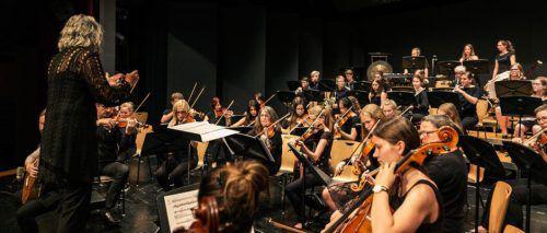 Das Programm der Sinfonietta Lustenau pendelt geo-grafisch zwischen Europa und Amerika. l. sinfonietta