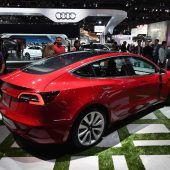 Tesla-Produktionsziel abermals verschoben