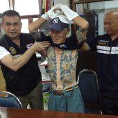 Tattoos überführten Yakuza-Boss